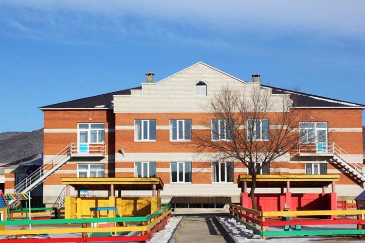 В Забайкальском и Хабаровском крае открыты новые сельские детские сады