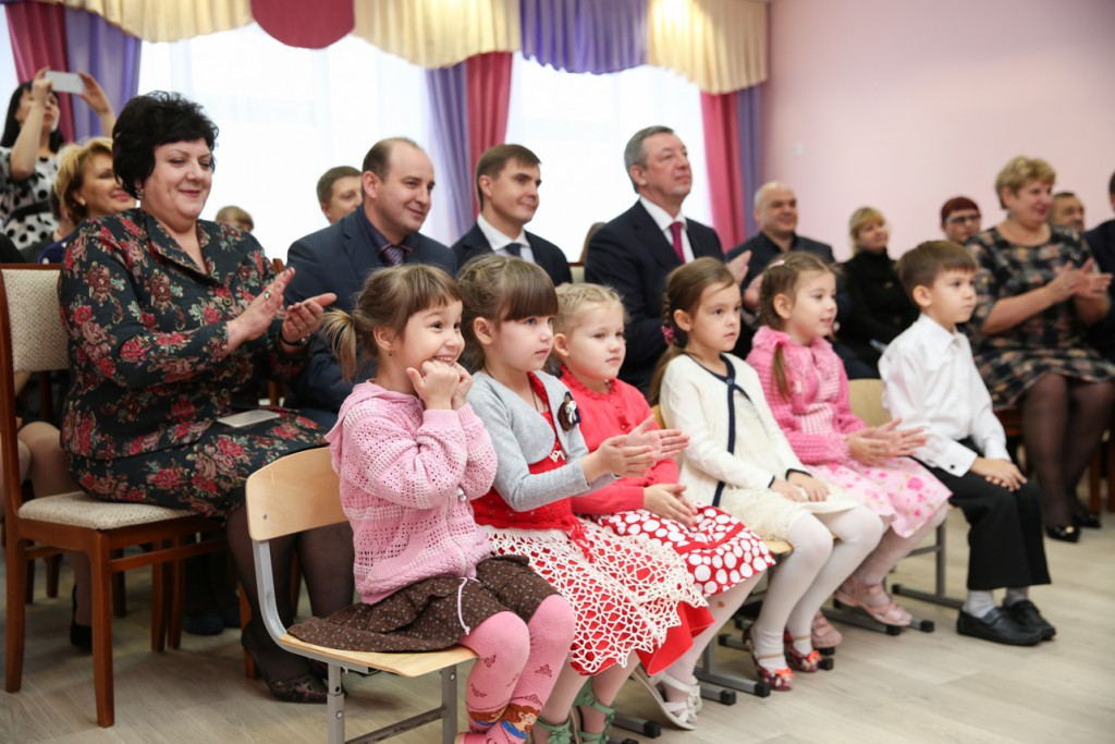 В Сургуте заработал новый детсад «Семицветик» на 325 мест