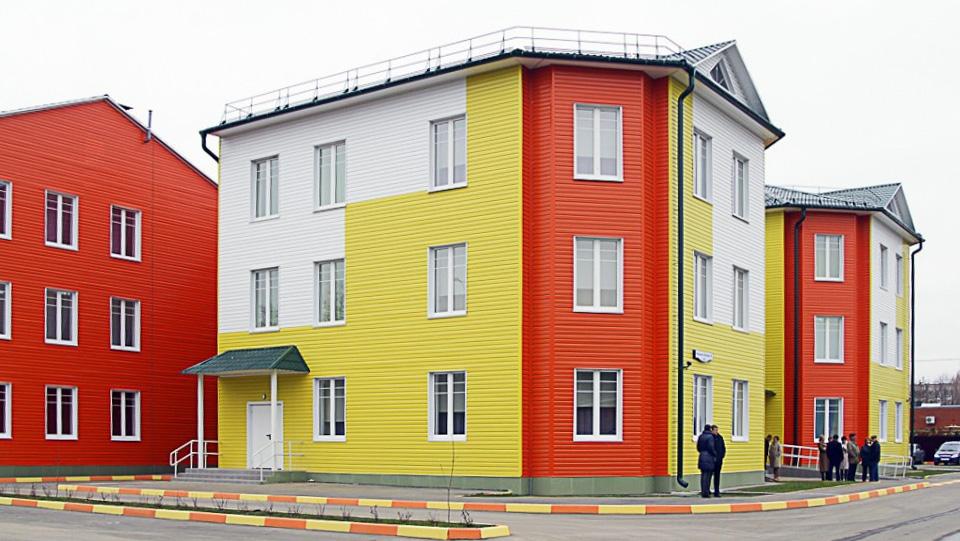 Новый детский сад в Туле открыл свои двери для детей
