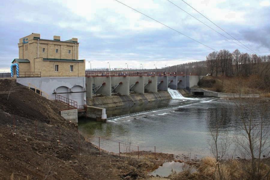 В Орловской области возобновила работу капитально отремонтированная Лыковская ГЭС