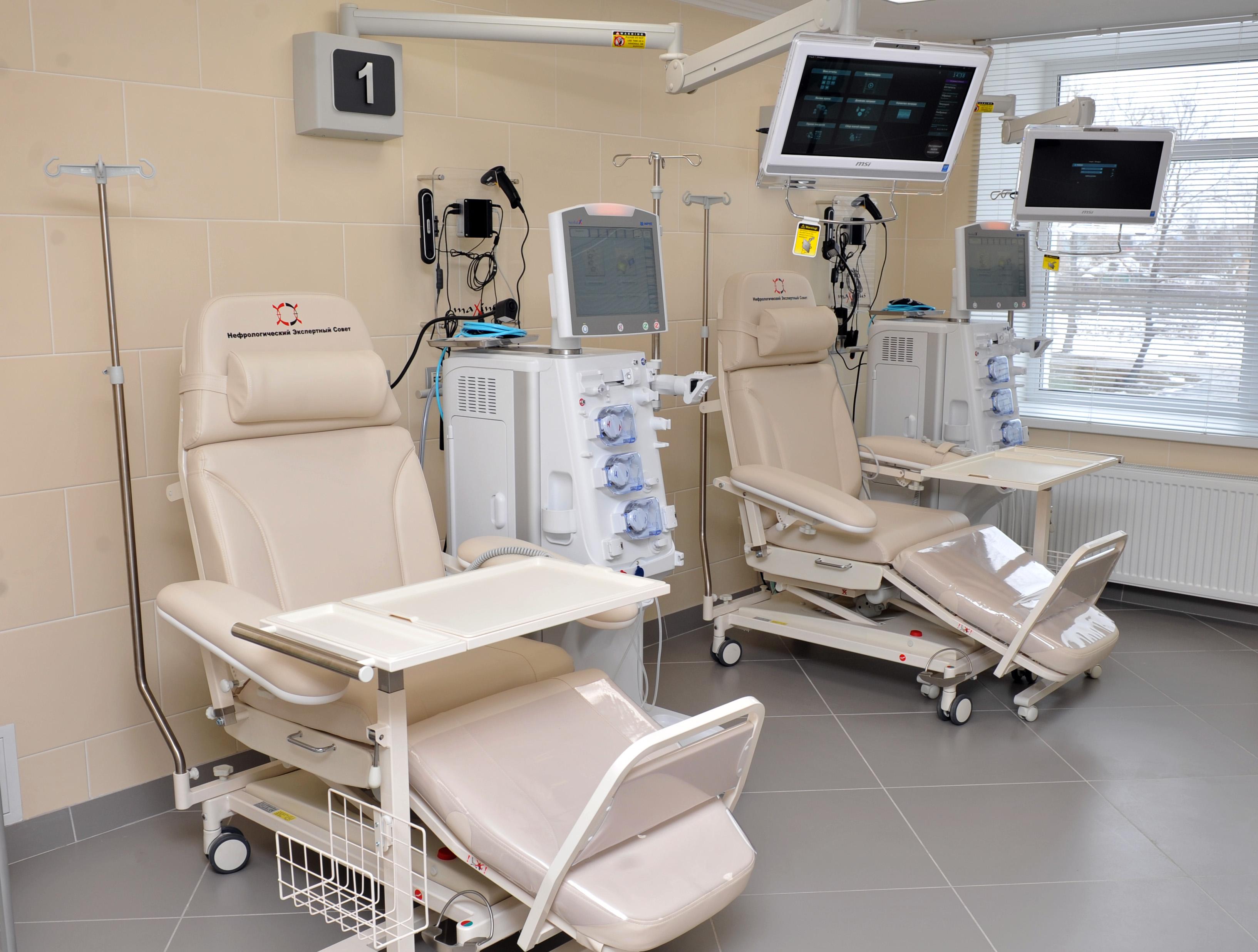 В Омске открылся высокотехнологичный центр нефрологии и гемодиализа