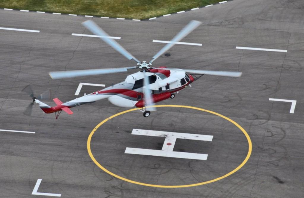 «Вертолеты России» начали летные испытания второго образца Ми-171А2
