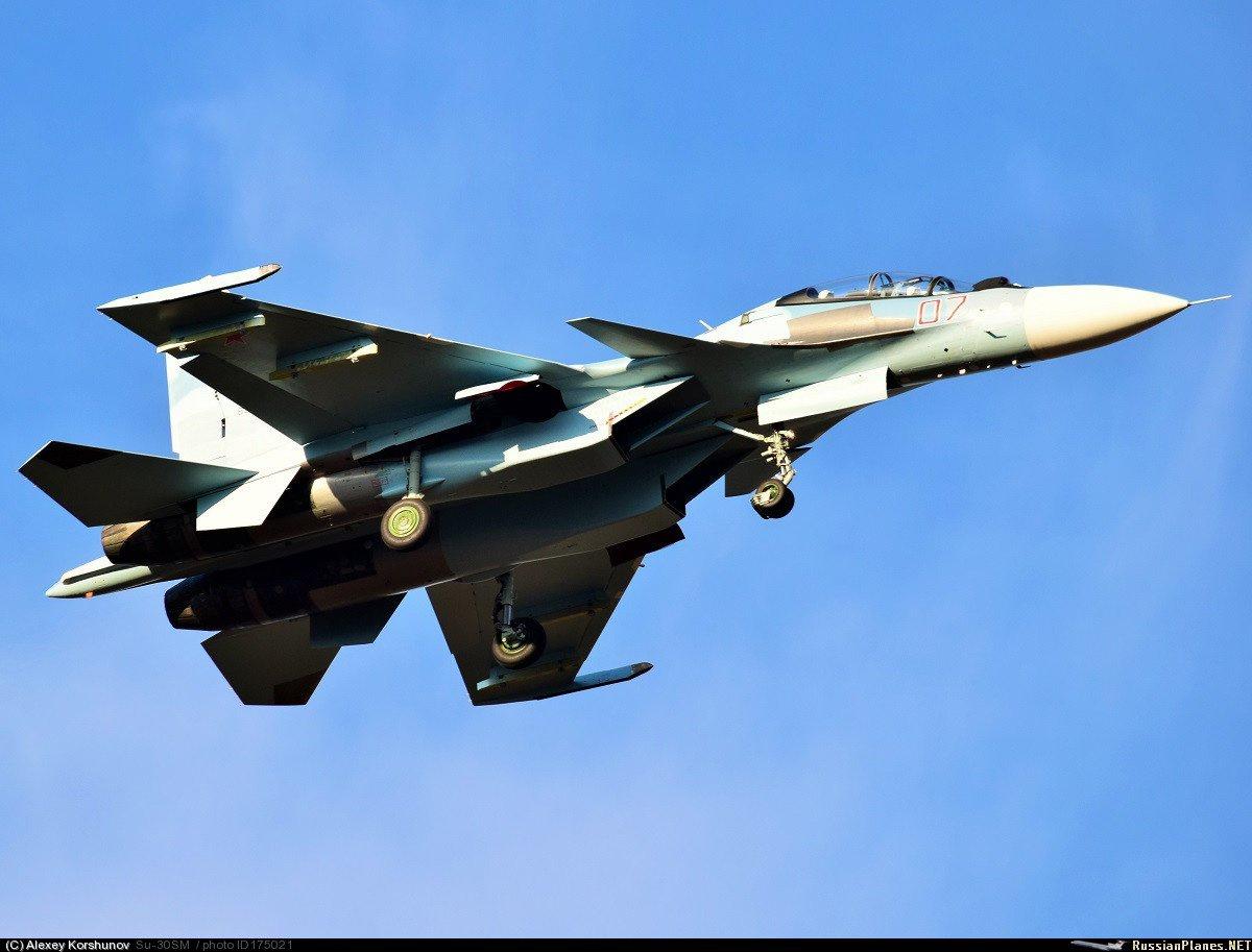 Партия Су-30СМ и Су-35С для ВКС России