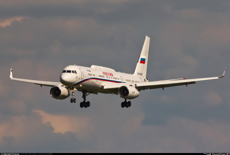 Подписан контракт на поставку двух самолётов Ту-214