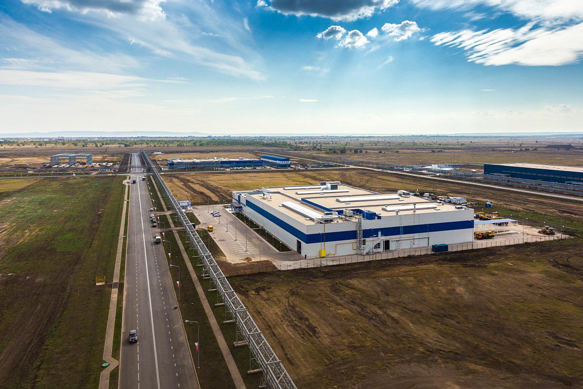В Самарской области введен в строй завод по производству деталей для авто двигателей