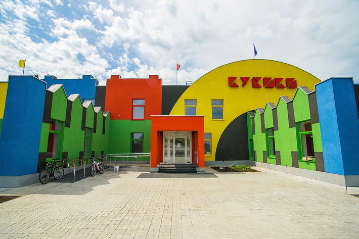 В селе Толмачево Новосибирской области открылся детский сад на 125 мест