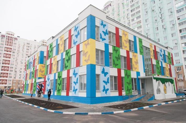 Новые детские сады открылись в Ростовской и Пензенской областях