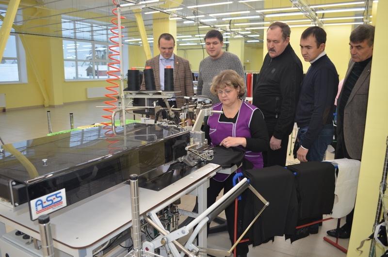 В Канаше Чувашской Республики заработала новая швейная фабрика