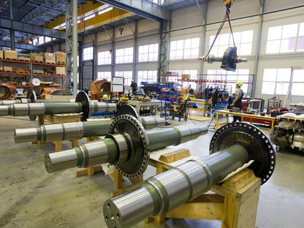 В Санкт-Петербурге на «Сименс Электропривод» начато производство электрогенераторов