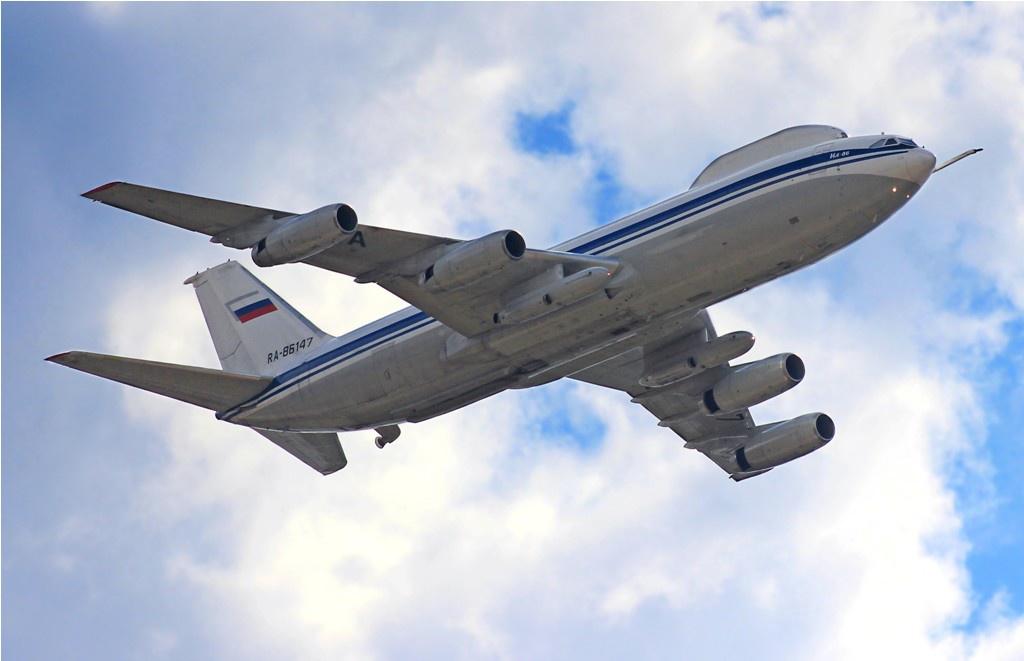 Создан воздушный пункт управления войсками второго поколения на базе Ил-80