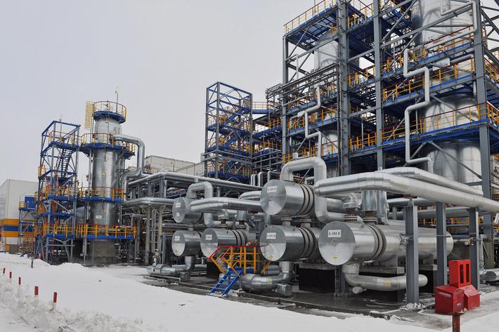 В Тюмени открыли второй этап III технологической очереди Антипинского НПЗ