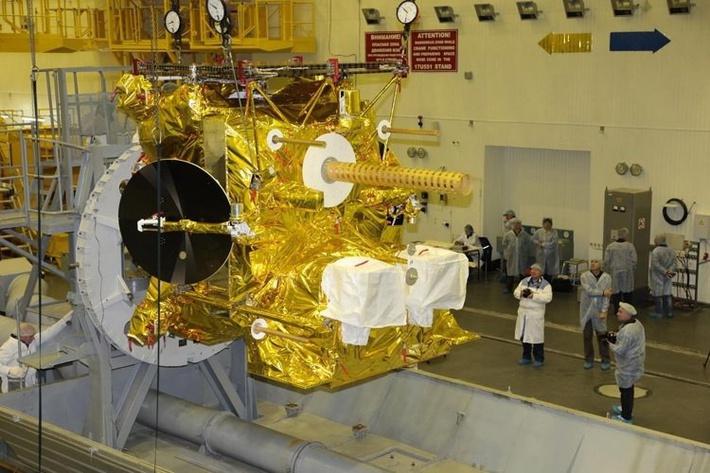 «Российские космические системы» создали новейшее сканирующее устройство для зондирования Земли