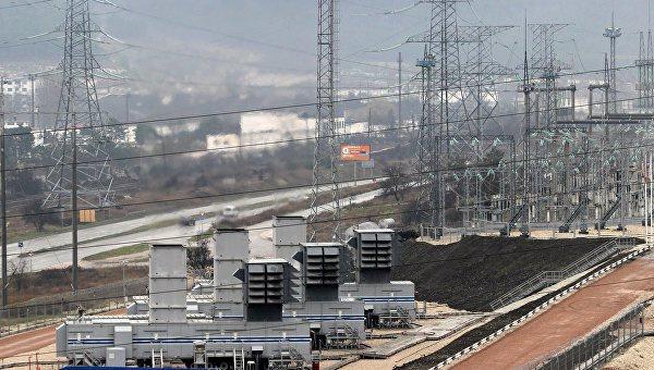 В Севастополь стал генерировать на 22 МВт больше