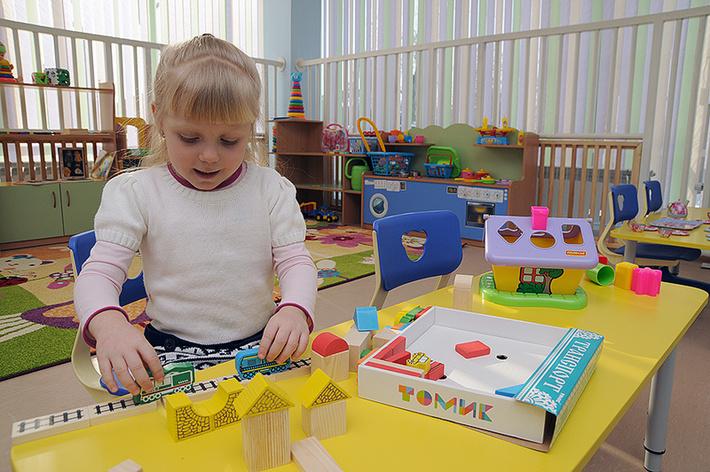 В Приморском крае открыт новый детский сад _