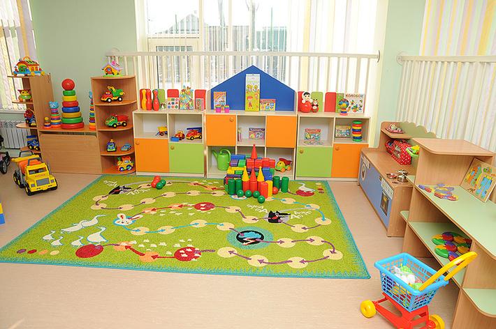 В Приморском крае открыт новый детский сад __