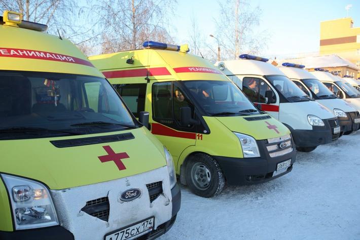 Южноуральские больницы получили более 70 новых машин