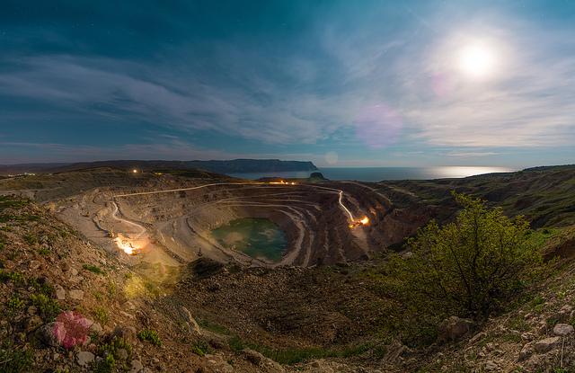 Фото тур в Крым, ночные красоты Крыма