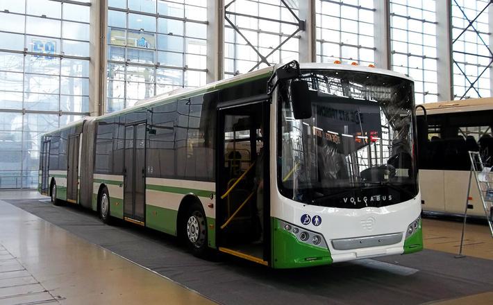 Калининград и Волгоград приобрели 172 новых автобусов VOLGABUS