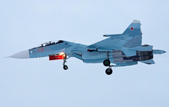Два Су-30СМ переданы ВВС России