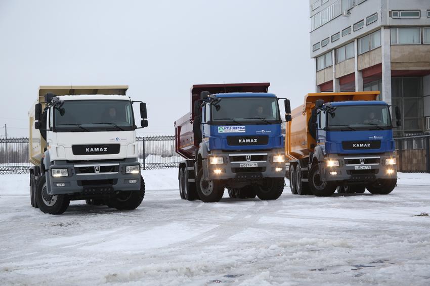 КамАЗ выпустит новую линейку грузовиков большей грузоподъемности