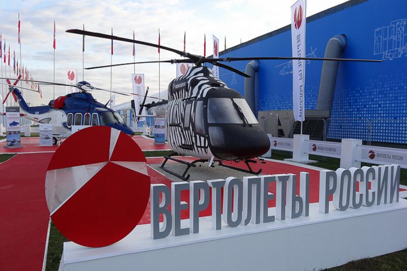 """Конвертоплан холдинга """"Вертолеты России"""" впервые поднялся в воздух"""