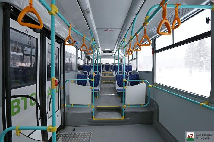 Муниципалитеты Башкортостана получили 22 новых автобуса на газомоторном топливе