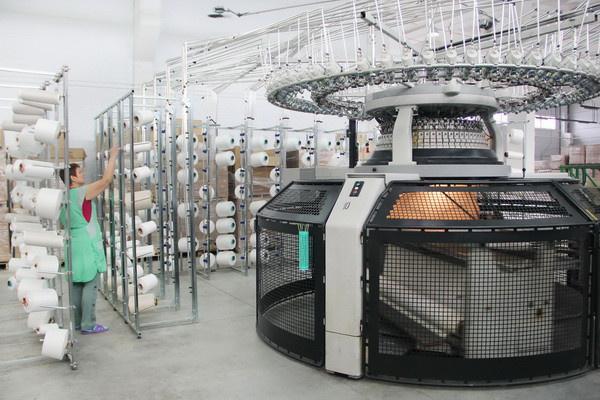В Ивановской области запущено новое текстильное производство 1