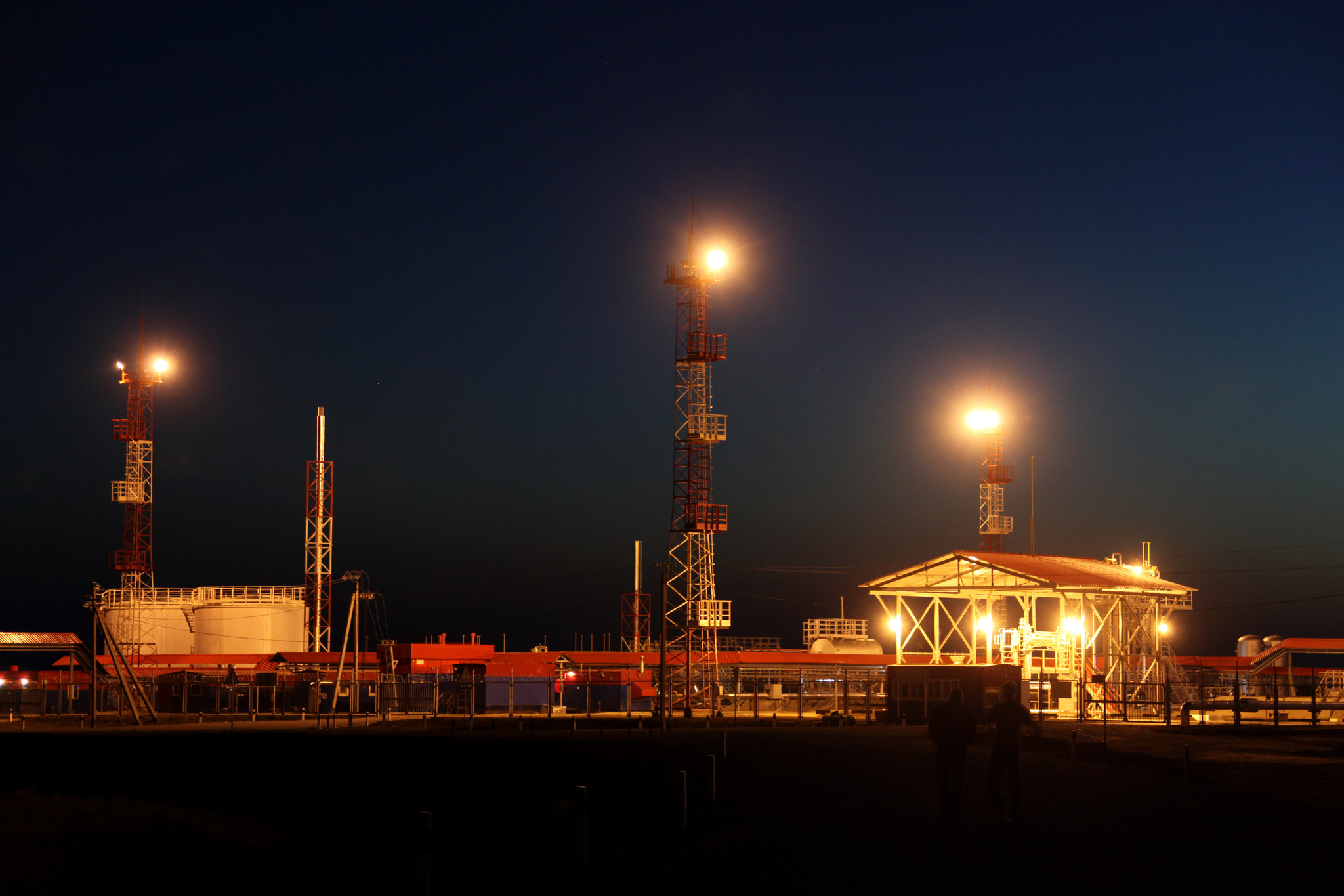 В Саратовской области открыто Ново-Коптевское газоконденсатное месторождение