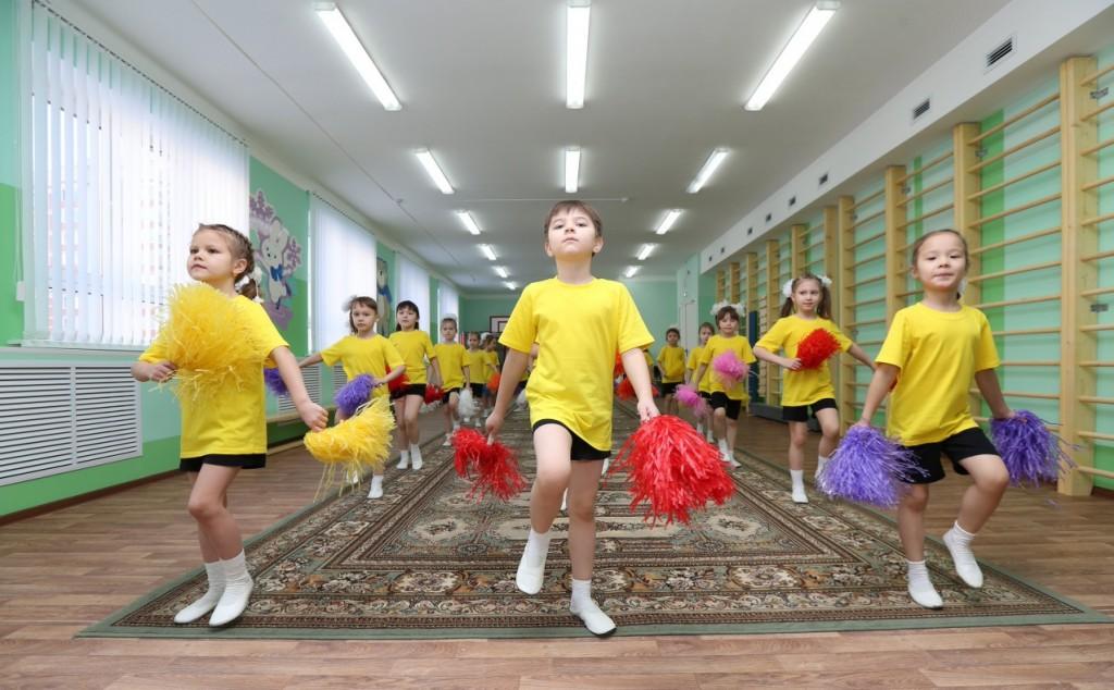 В Уфе открыт детский сад
