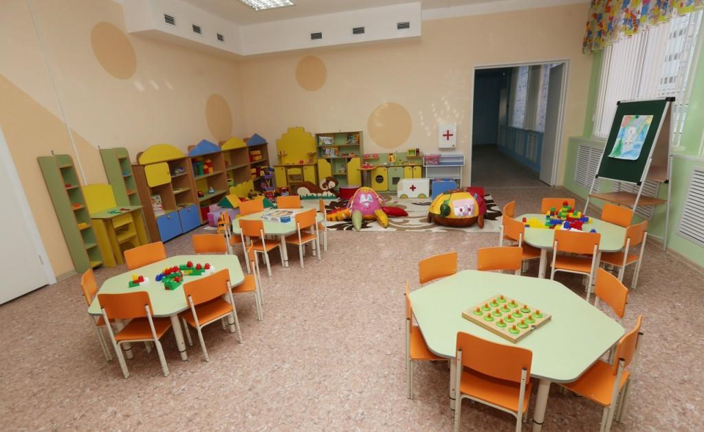 В Уфе открыт детский сад на 177 мест
