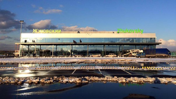 Аэропорт Раменское открыт для международных полетов