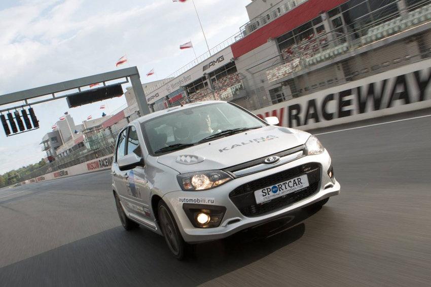 АвтоВАЗ начал оснащать автомобили Granta Sport и Kalina Sport более экологичными двигателями Евро-5