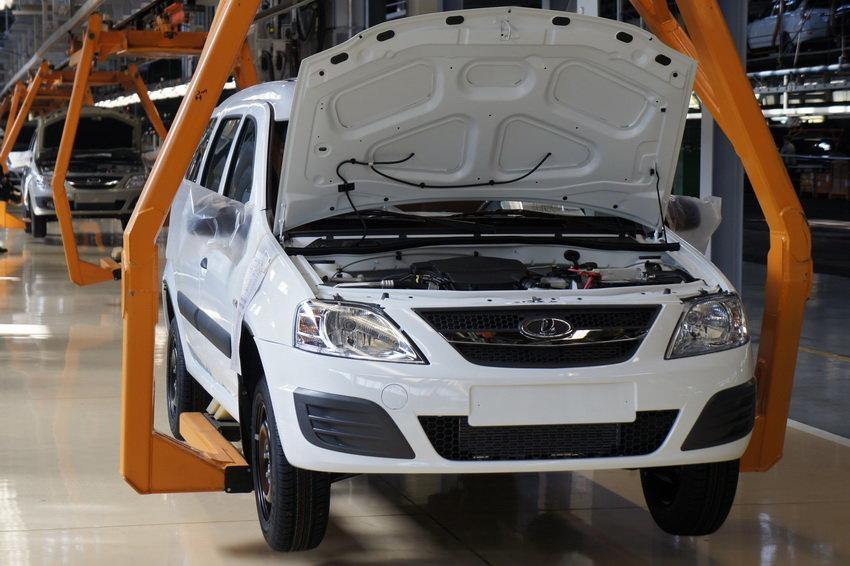 АвтоВАЗ обновляет линейку моторов для модели Lada Largus