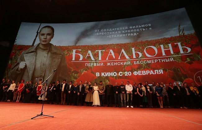 Фильм Батальонъ получил Гран-при на первом кинофестивале стран БРИКС