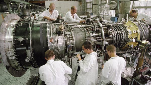 Газотурбинный завод Салют за 2015 год увеличил чистую прибыль почти в 18 раз
