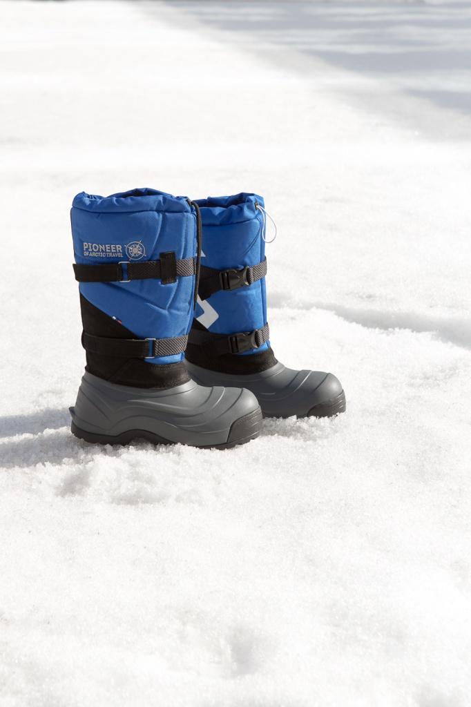 Компания «Обувь России» начала производить обувь для Арктики