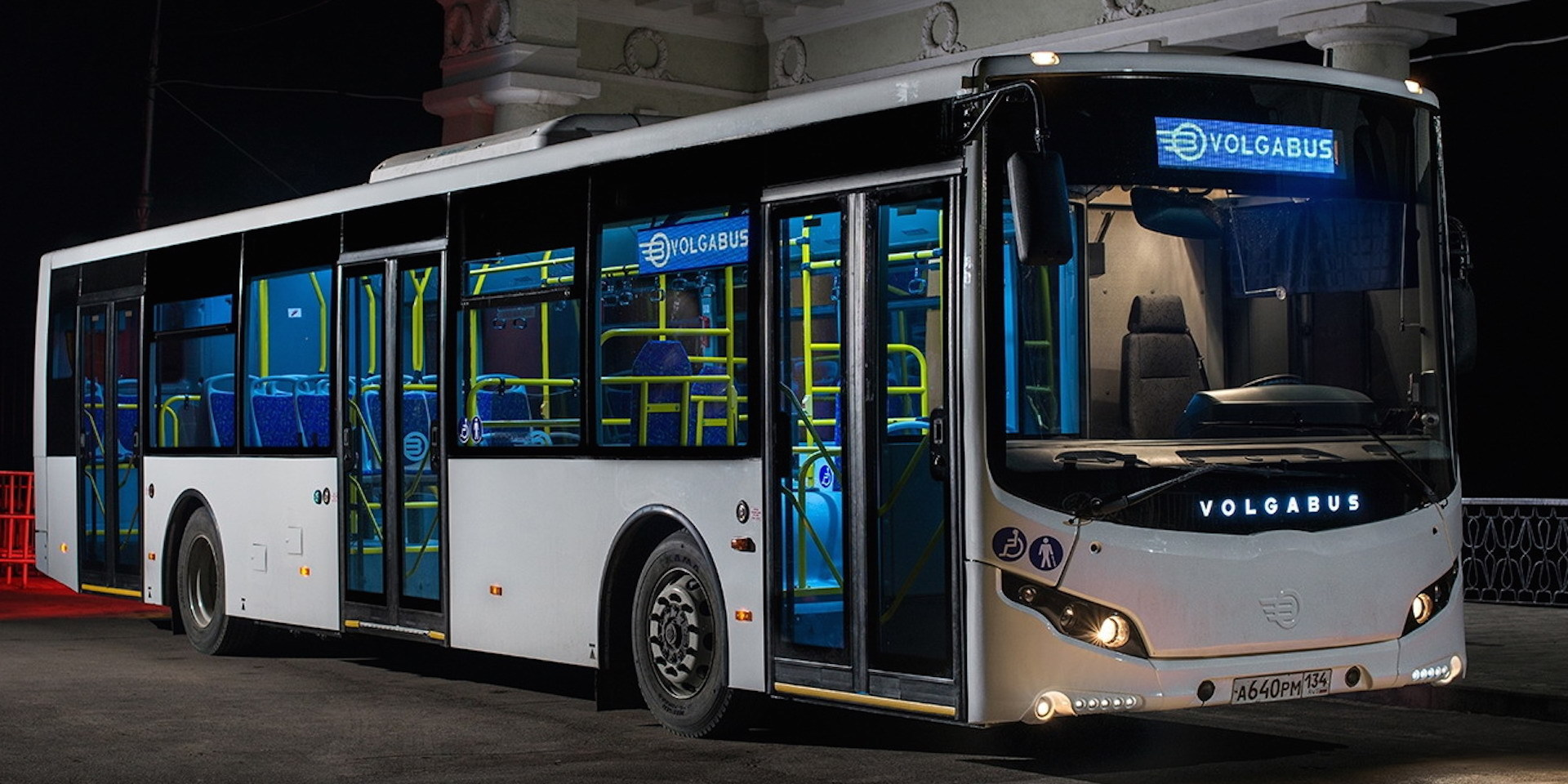 Компания Volgabus в 2016 году запустит производство первого электрического автобуса