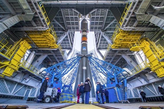 На космодроме Восточный успешно завершились испытания стартового комплекса
