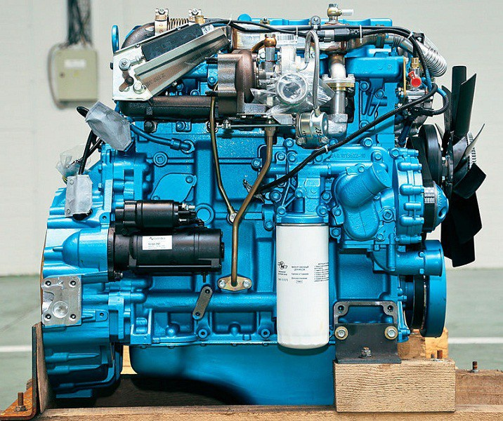 На заводе ГАЗ избавились от импортных комплектующих в двигателях