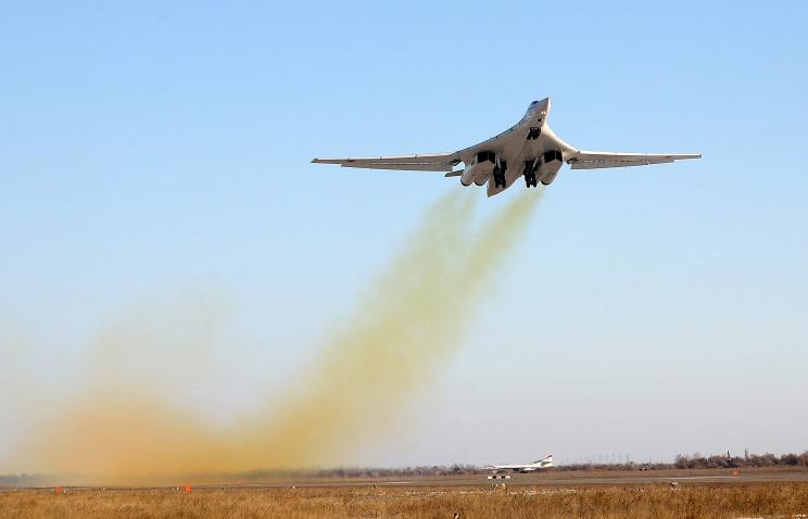 Новый сверхзвуковой стратегический бомбардировщик Ту-160М2 может совершить первый полет уже в 2019 году