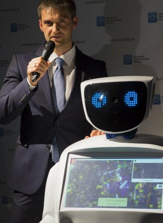 Пермская компания «Промобот» поставит в Китай более сотни роботов