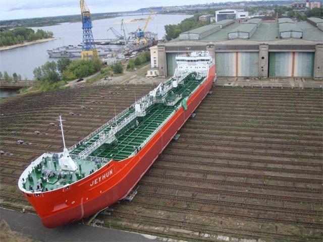 Прибыль судостроительного завода «Красное Сормово» за 2015 год выросла на 14,2%