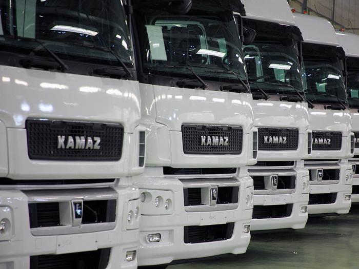 Производство грузовых автомобилей за первые два месяца 2016 года увеличилось на 29,4%