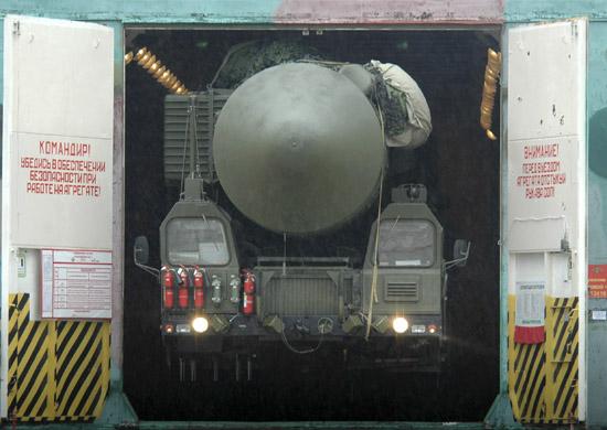 Ракетные войска стратегического назначения в 2015 году получили 21 баллистическую ракету
