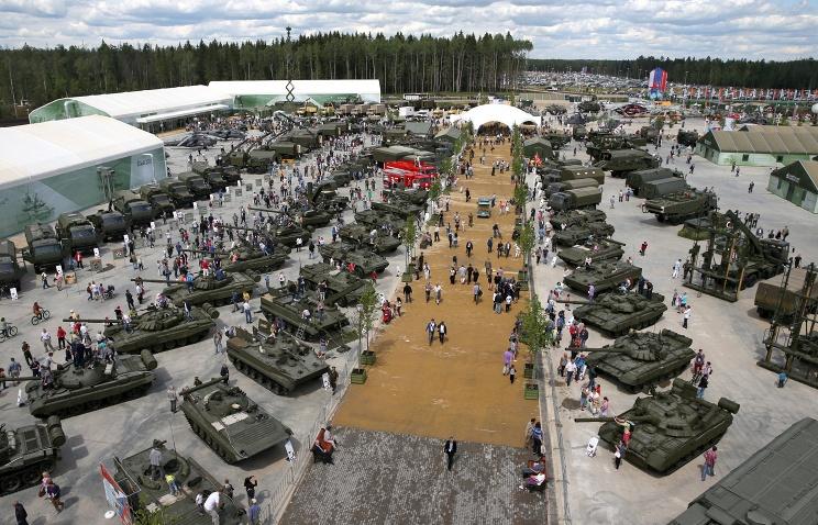 Россия побила рекорд по объему экспортных заказов на вооружения