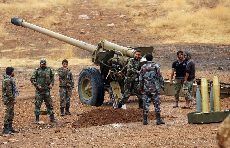 Россия поставила в Сирийскую Арабскую Республику вооружение и средства связи