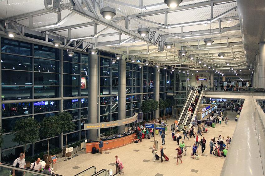 Три российских аэропорта признаны лучшими в Европе