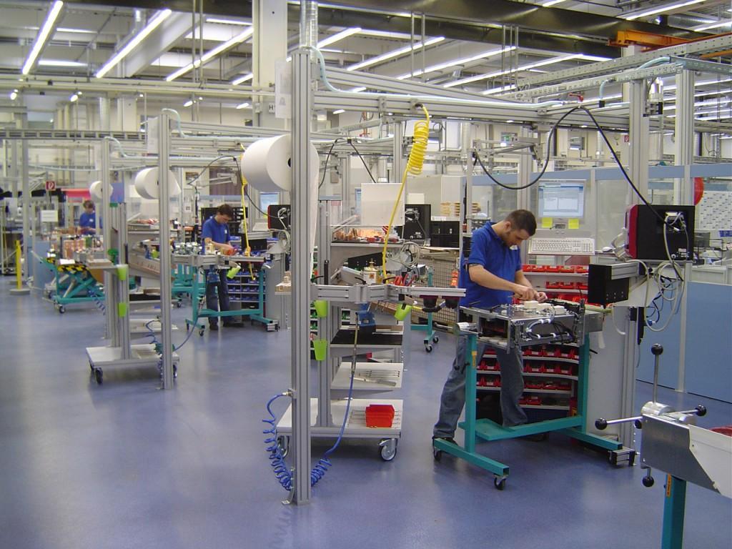 В 2015 году в Воронежской области производство оборудования выросло в 3,5 раза
