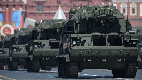 В Бурятии состоялись первые боевые стрельбы из новейшего зенитного ракетного комплекса Тор-М2У