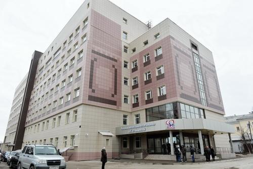 В Хакасии построен новый корпус республиканской больницы